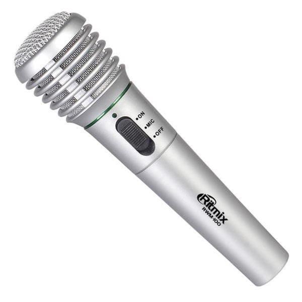 лучшие беспроводные микрофоны Ritmix RWM-100