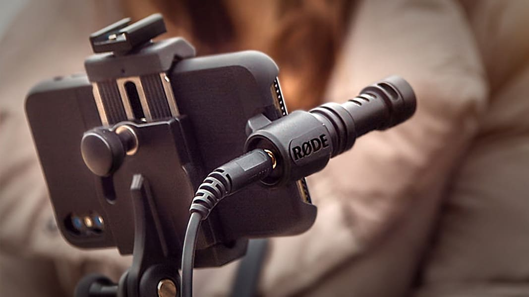 лучшие беспроводные микрофоны Rode Videomic Me