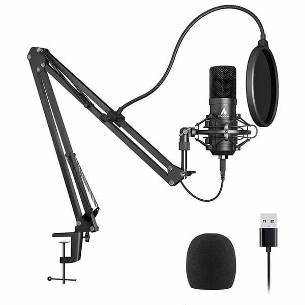 Лучшие бюджетные микрофоны Maono AU-A04