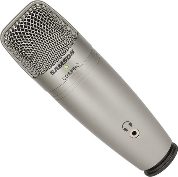 Лучшие бюджетные микрофоны Samson C01U PRO