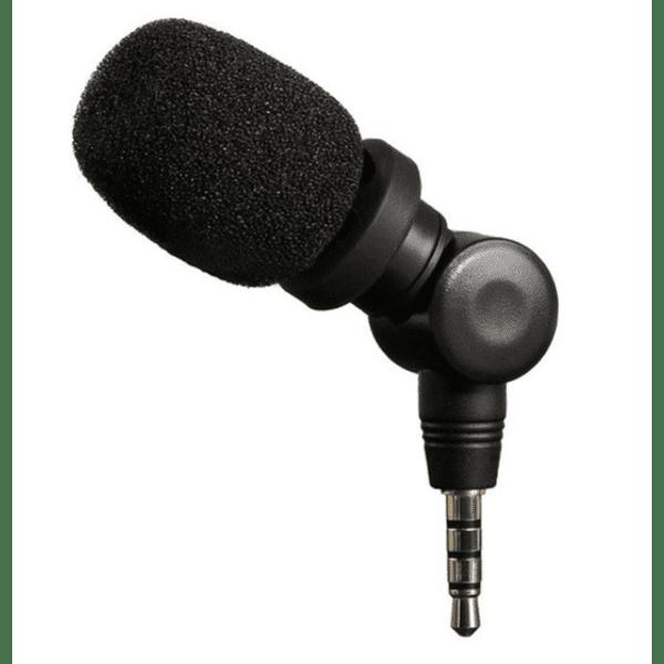 Лучшие бюджетные микрофоны Saramonic SmartMic