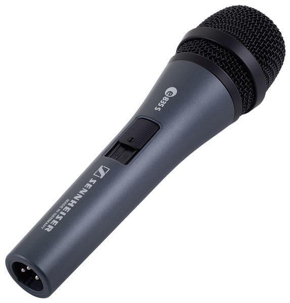 Лучшие бюджетные микрофоны Sennheiser E 835-S