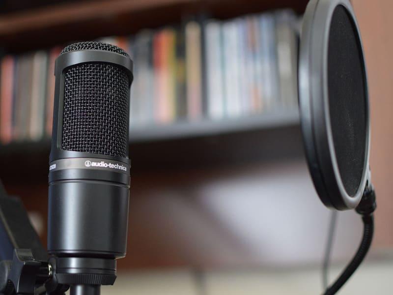 Лучшие игровые микрофоны Audio-Technica AT2020USB+