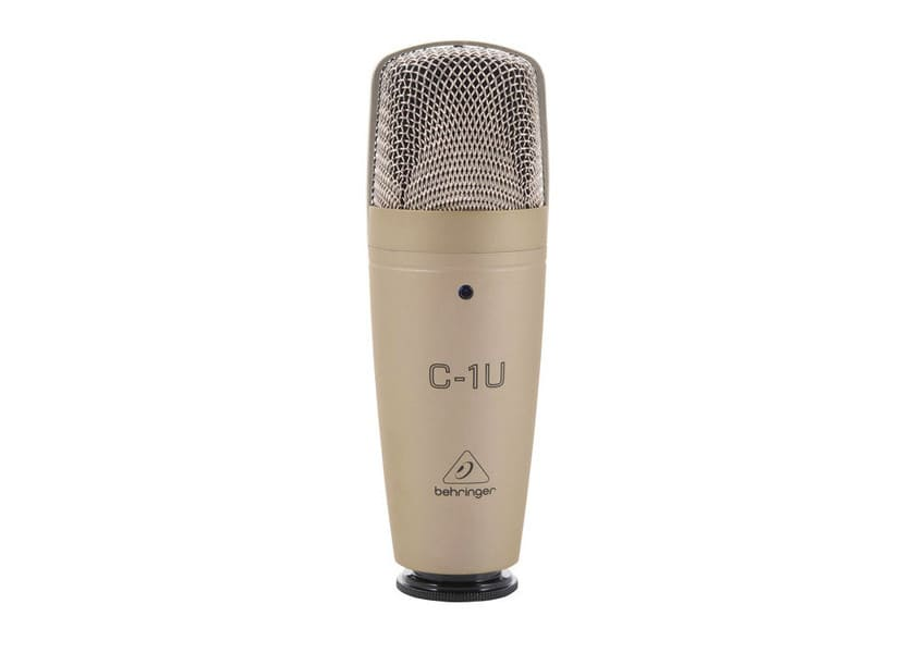 Лучшие игровые микрофоны BEHRINGER C-1U