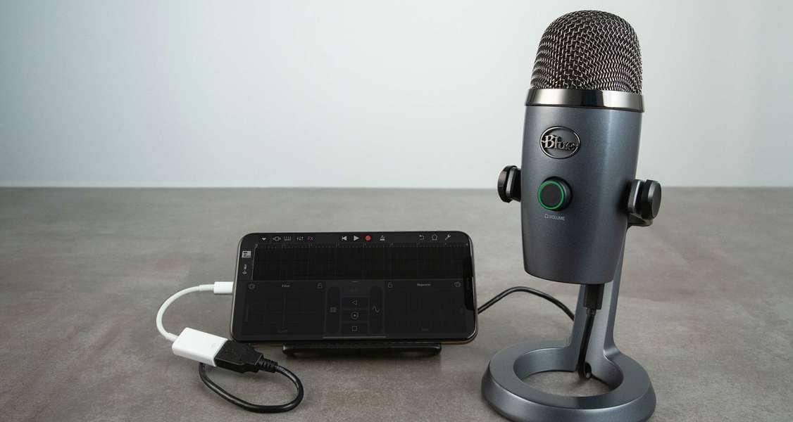 Лучшие игровые микрофоны Blue Yeti nano
