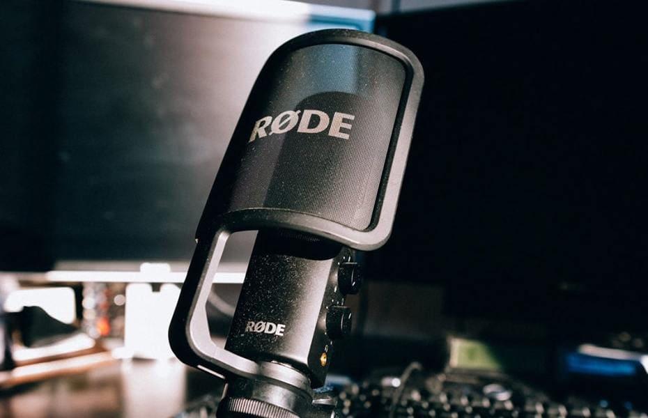 Лучшие игровые микрофоны RODE NT-USB