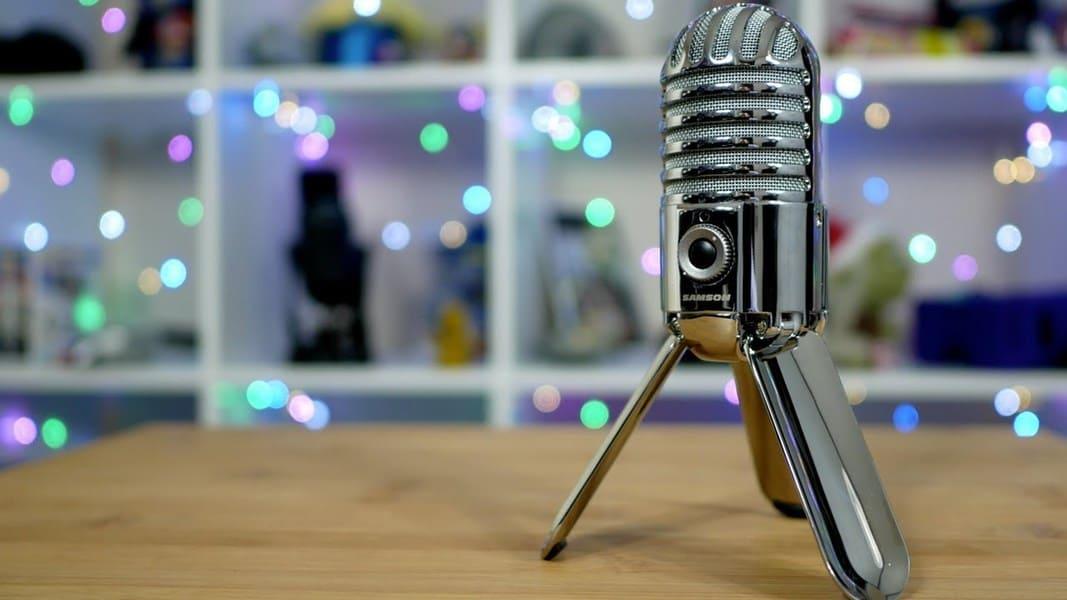 Лучшие игровые микрофоны Samson Meteor USB