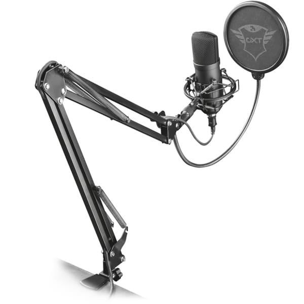 Лучшие игровые микрофоны Trust GXT 252+ Emita Plus