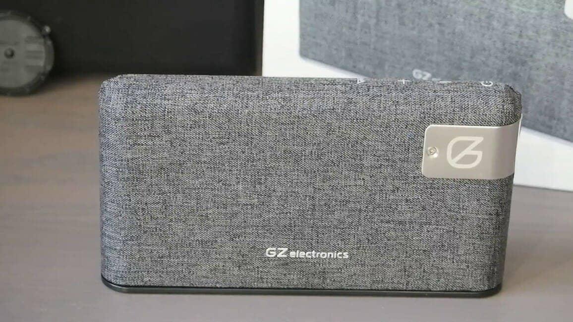 Портативная колонка GZ electronics LoftSound GZ-55
