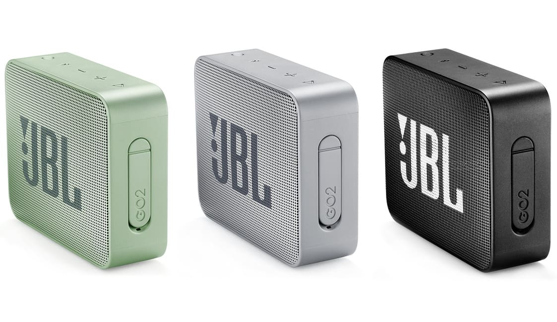 Портативная колонка JBL GO 2+