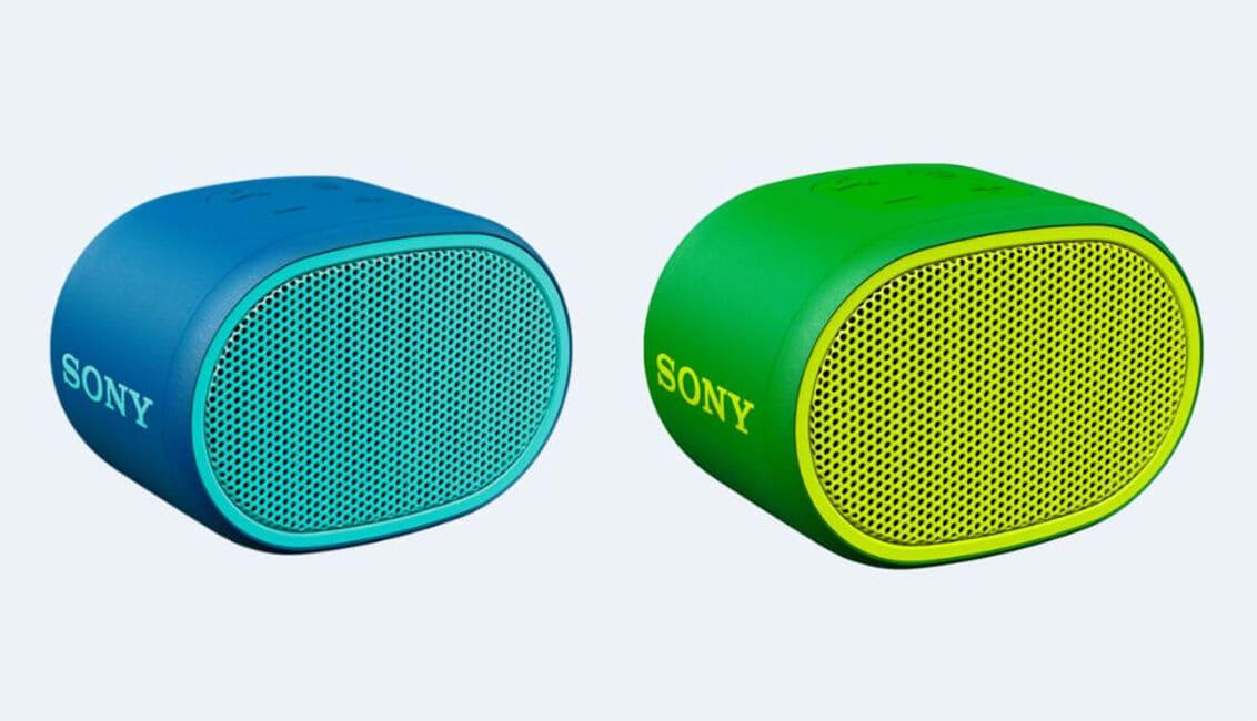 Портативная колонка Sony SRS-XB01