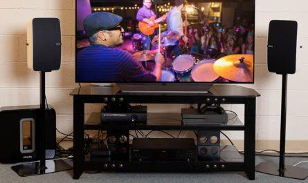 Как подключить колонки к ТВ