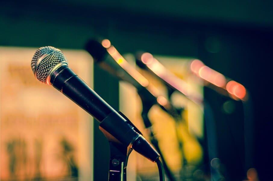 лучшие микрофоны