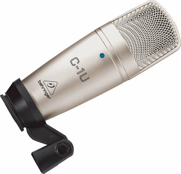 Лучший микрофон BEHRINGER C-1U
