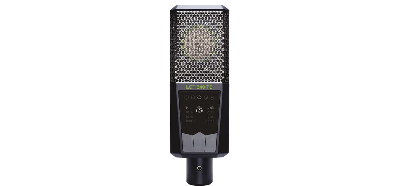 Лучший микрофон LEWITT LCT640
