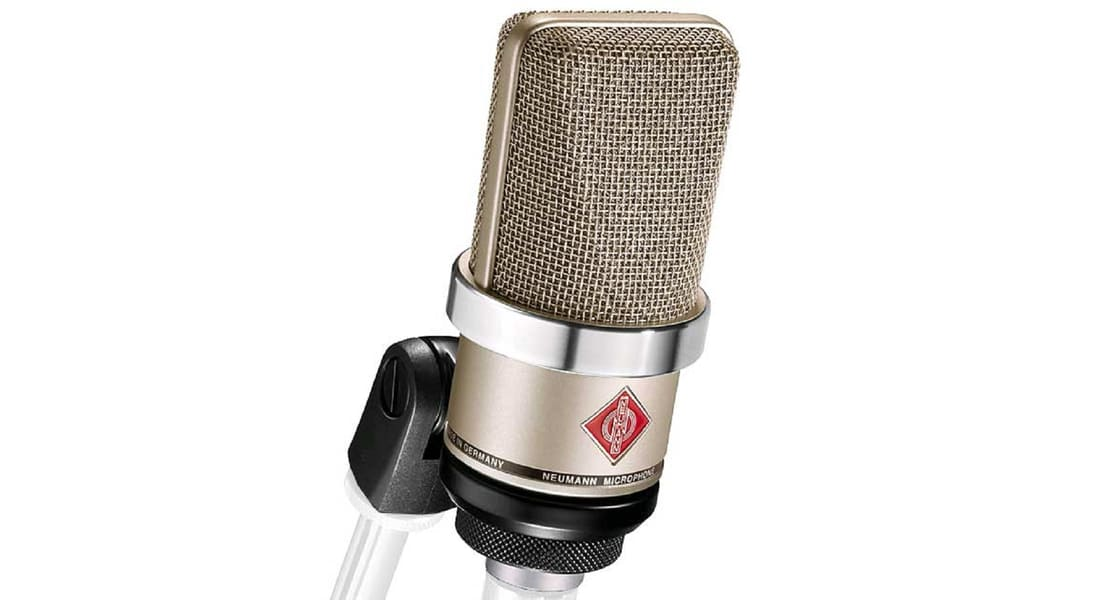Лучший микрофон Neumann TLM 102