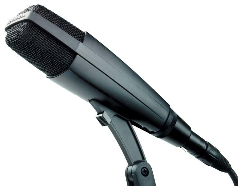 Лучший микрофон Sennheiser MD 421 II