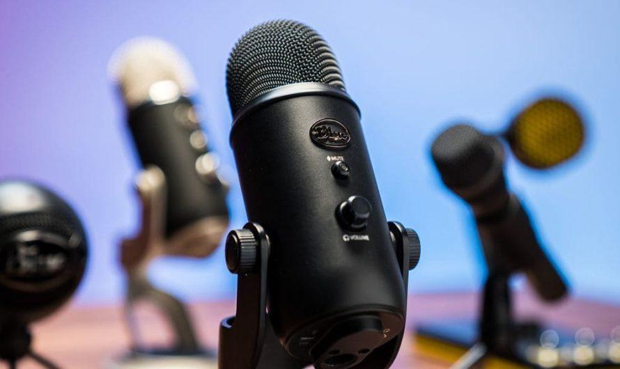 Самые лучшие микрофоны 2021 года: рейтинг ТОП-20