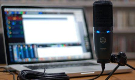 как настроить микрофон на компьютере
