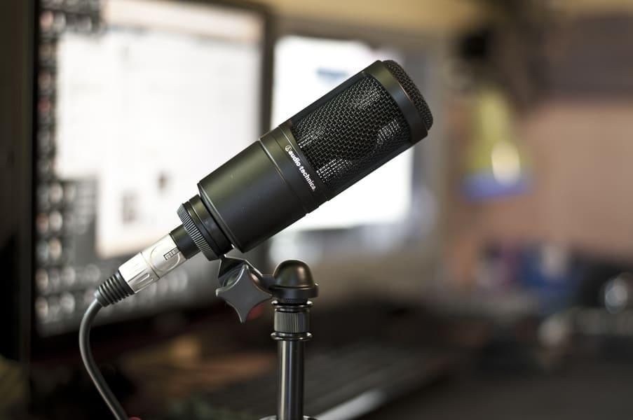 подключение микрофона к пк