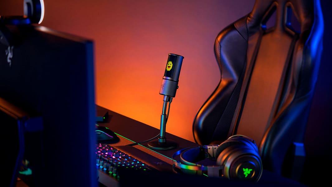 подключить микрофон к компьютеру