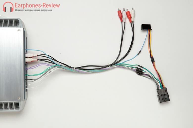 кабеля в машинной магнитоле