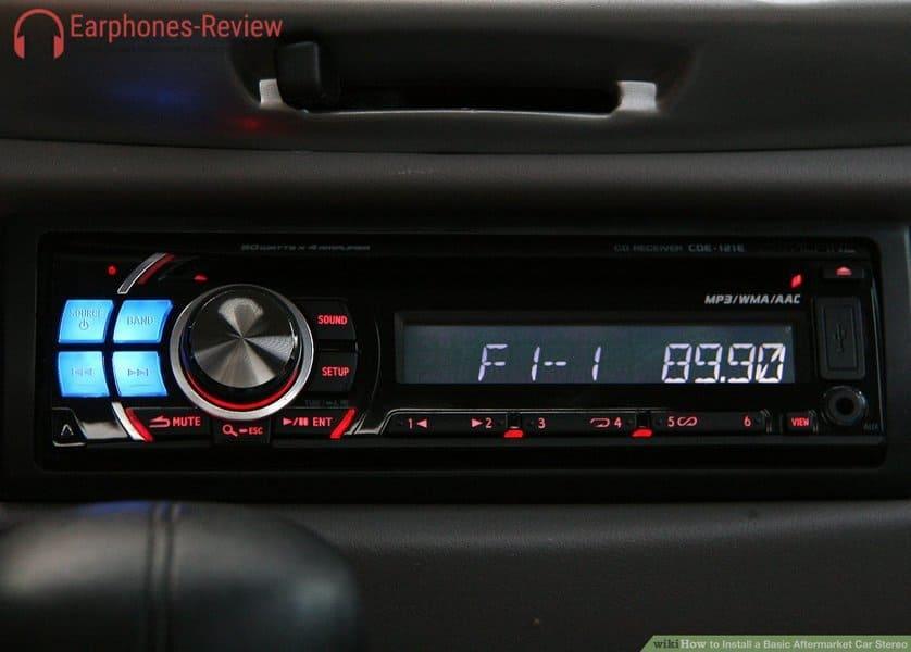 подключение магнитолы в машине