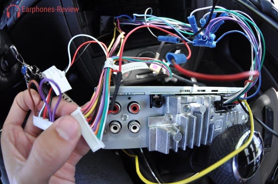 провода магнитолы