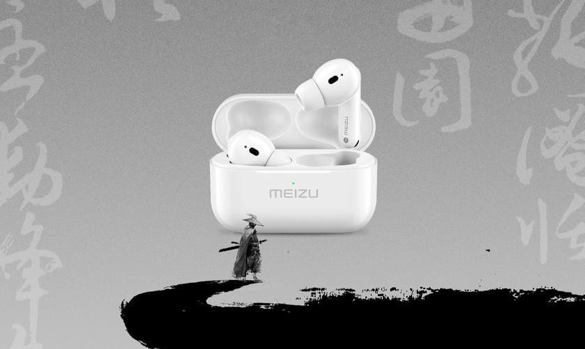 Meizu Pop Pro TWS — новая копия AirPods от Meizu