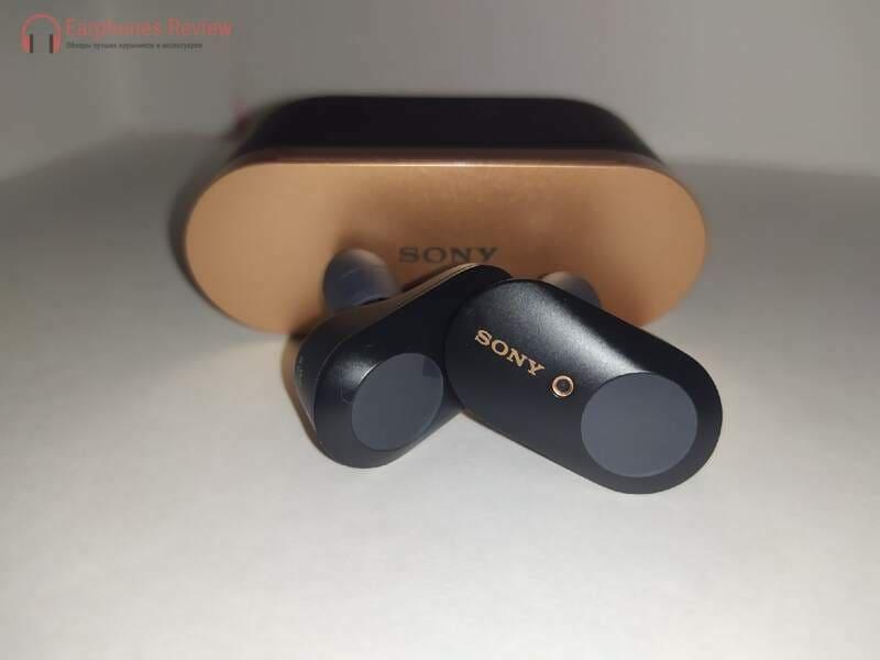 Наушники Sony WF-1000XM3