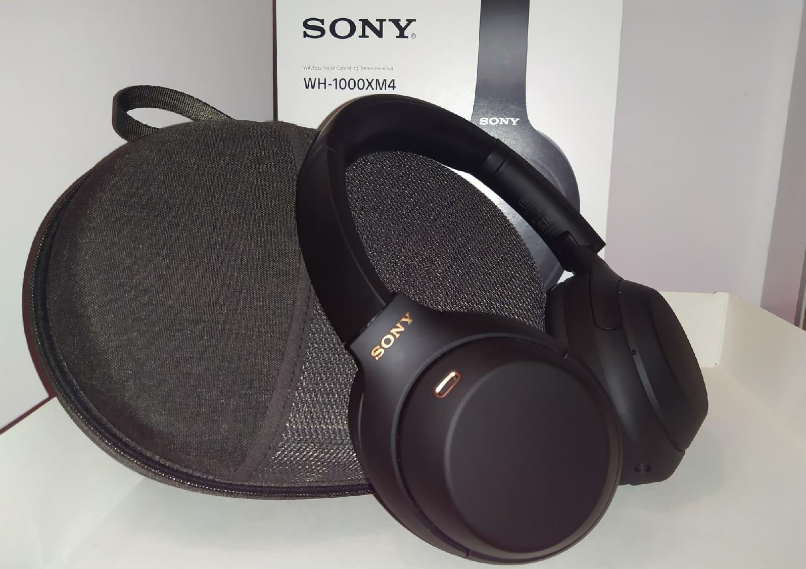 Обзор Sony WH-1000XM4: беспроводные наушники WH-1000XM4 с лучшим шумоподавлением - обзоры от Earphones-Review🎧