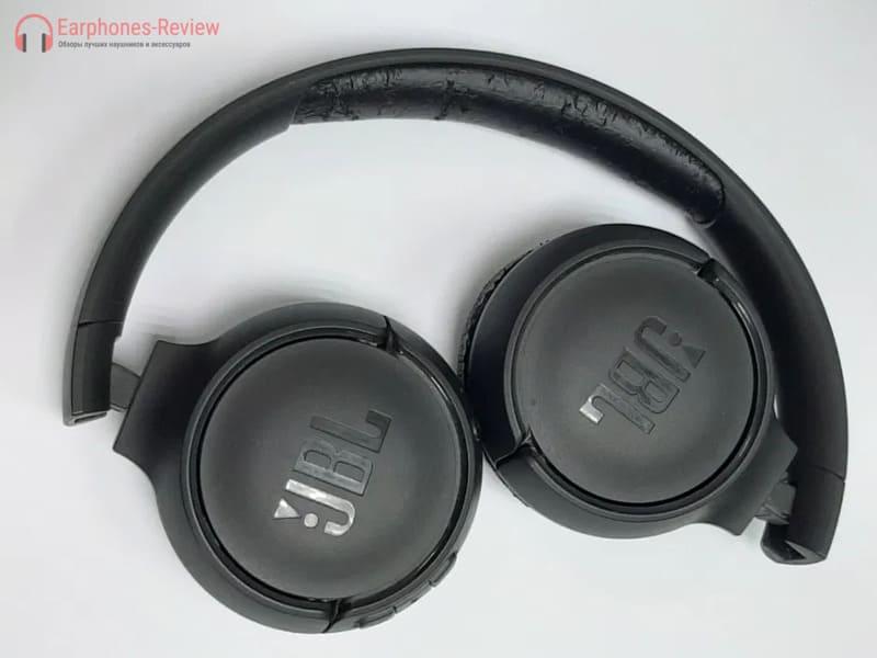 лучшие недорогие беспроводные наушники JBL T500BT