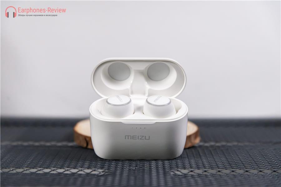 лучшие недорогие беспроводные наушники Meizu POP 2