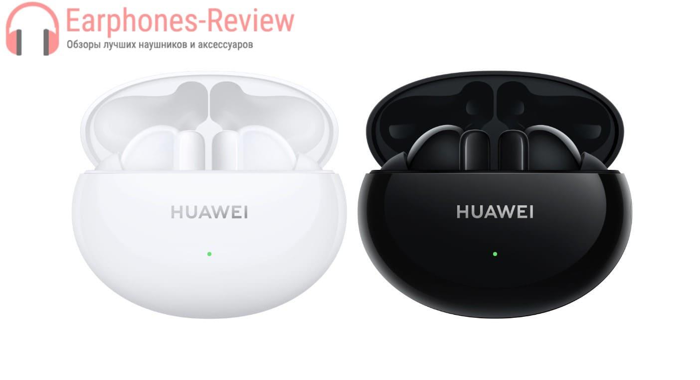 Дизайн Huawei FreeBuds 4i