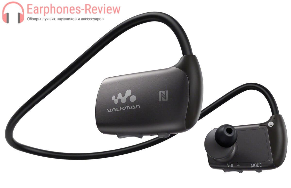 Наушники для плавания Sony NWZ-WS613