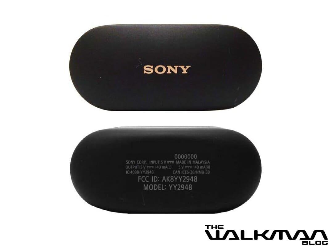 Зарядный кейс Sony WF-1000XM4
