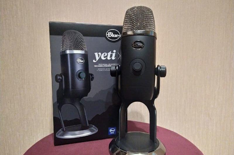 Blue Yeti X: лучший USB-микрофон сегодня