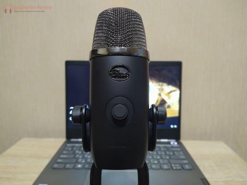 Blue Yeti X микрофон