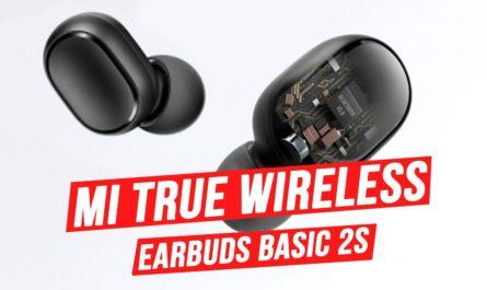 Обзор Xiaomi Mi True Wireless Earbuds Basic 2S