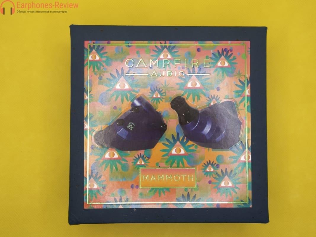 Коробка Campfire Mammoth Audio